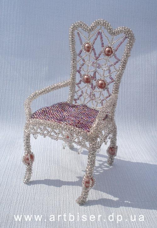Плетеная мебель из проволоки своими руками 10